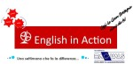 Logo English in action